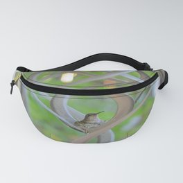 nesting in the round Fanny Pack