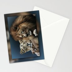 Lions Stationery Cards