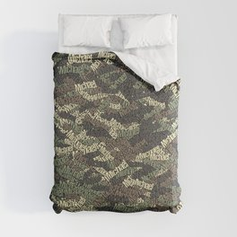 Michael Camouflage Comforters