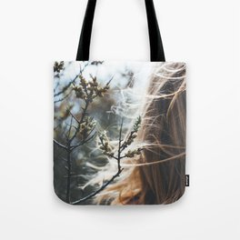 outside plays  Tote Bag