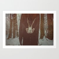 May Wights Be Wildered Art Print