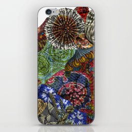 Psychedelic Botanical 3 iPhone Skin