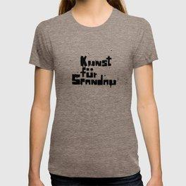 Kunst für Spandau T-shirt
