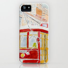 New Orléans Tramway iPhone Case