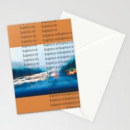 Kapoy Stationery Cards