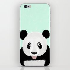 Cute Panda iPhone & iPod Skin