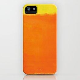 Mark Rothko - Untitled No 73 - 1952 Artwork iPhone Case