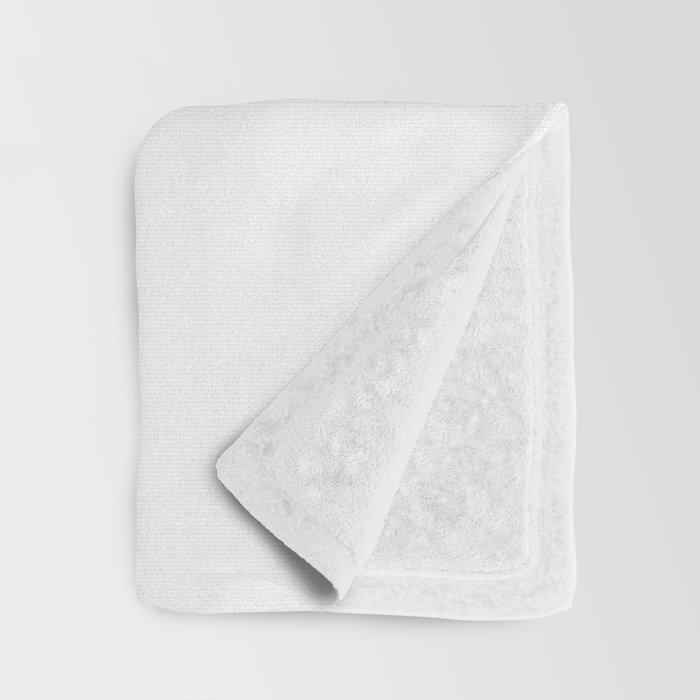 BMX Cat Throw Blanket
