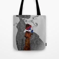 Consulting Detective Darkholme (Sherlock - Victorian - Steampunk - Mystique) Tote Bag