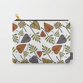 Falling Leaves of Autumn Carry-All Pouch