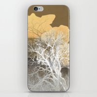 postcard iPhone & iPod Skins featuring Postcard IV  by art64