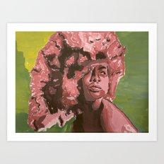 Lover Art Print