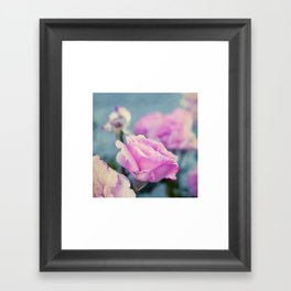 Delicada Framed Art Print