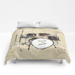 Drumkit Comforters