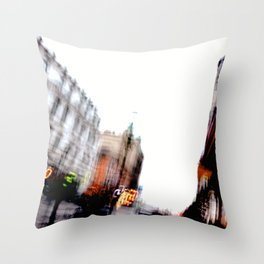 Malmo In Motion 5 Throw Pillow