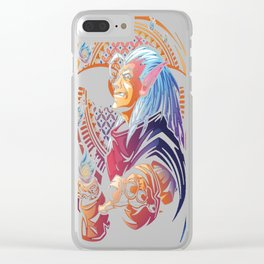 Magus Clear iPhone Case