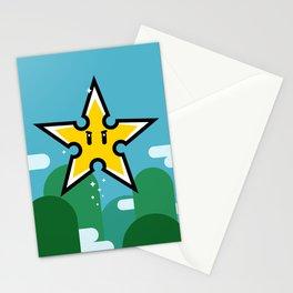 Ninja Star Power Stationery Cards