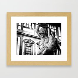 Polyxena Framed Art Print