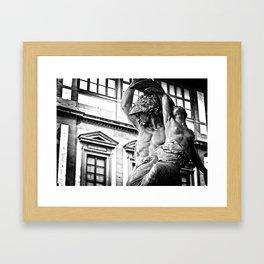 Polyxena Framed Art Print