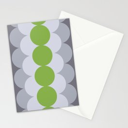 Gradual Greenery Stationery Cards