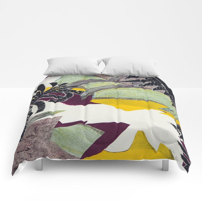 Tropical Touches Comforters