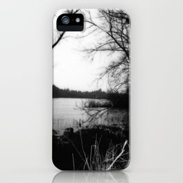 Shannon Bank No.2 iPhone Case