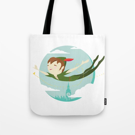 Storybook Pan Tote Bag