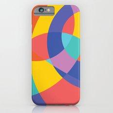Geometric Beach Ball 1 iPhone 6s Slim Case