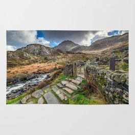 Gate to Snowdonia Rug