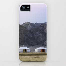 Seeing Double in the Gobi iPhone Case