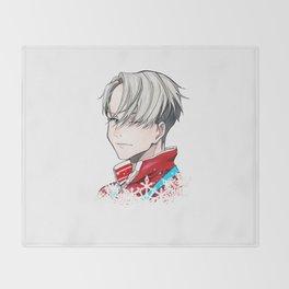 Nikiforov Throw Blanket