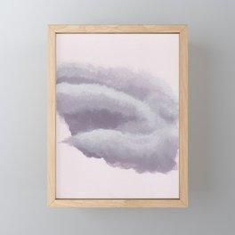 Dare to Dream - Cloud 24 of 100 Framed Mini Art Print