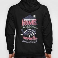 Home Wifi Hoody