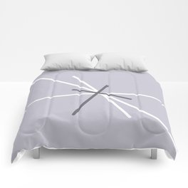 Daily Cross Comforters
