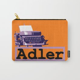 Adler Typewriter Carry-All Pouch
