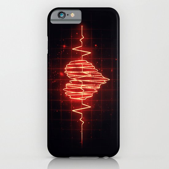 Heartbeat iPhone & iPod Case