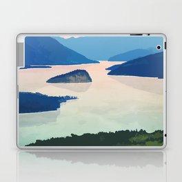 Shuswap Lake Provincial Park Laptop & iPad Skin