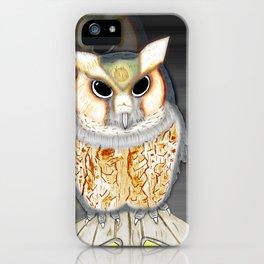Conceptualized Owl iPhone Case