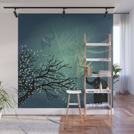 Dance of the Dragon Wall Mural
