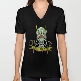 Almighty Blood Messiah Unisex V-Neck