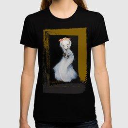 YUKI ONNA BLACK T-shirt