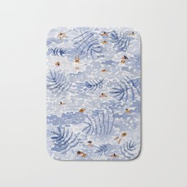 Palm Sea Bath Mat