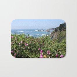 Beautiful North California Coast Bath Mat