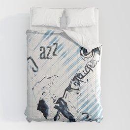 Double Bassist Comforters