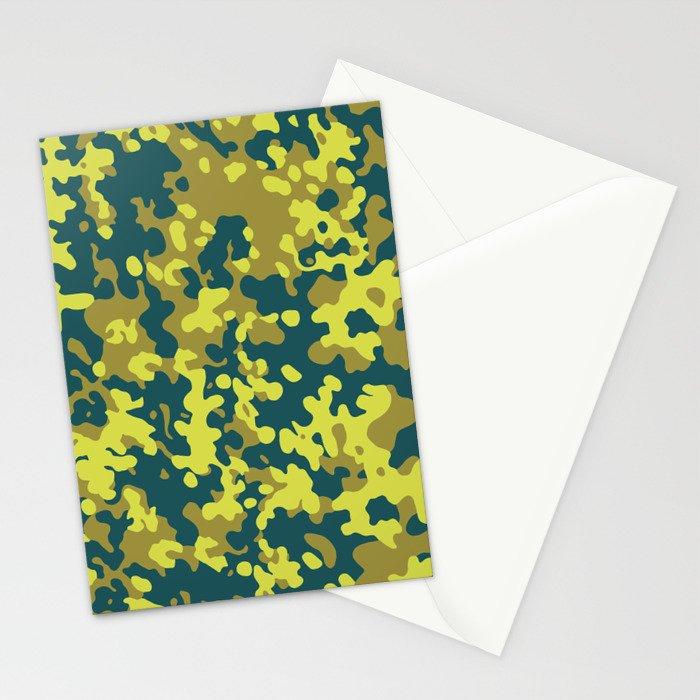 CAMO03 Stationery Cards