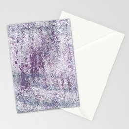 Violet gray Stationery Cards