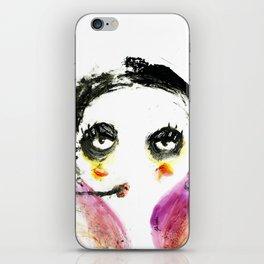 Mme Zuzu iPhone Skin