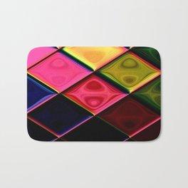 Spectrum colors Bath Mat