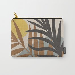 Abstract Tropical Art IV Carry-All Pouch
