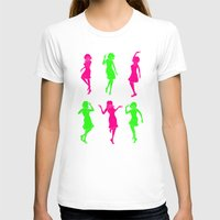 golden girls T-shirts featuring Girls by Derek Eads